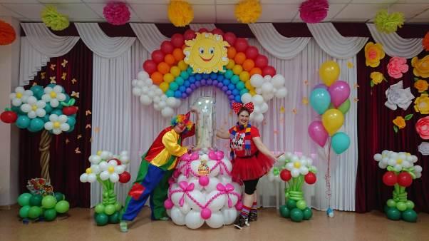 день рождения детского сада солнышко